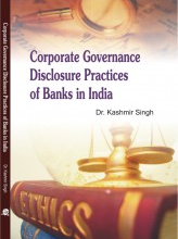 Coporate Governance Disclosure Practices of Bank In India